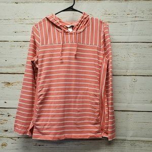 Christopher & Banks Striped Pullover
